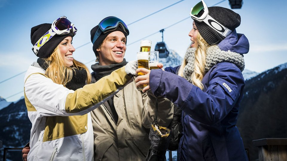 Apres Ski in Sölden